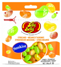 Jelly Belly Jelly Bean Sunkist Mix 100g Bag